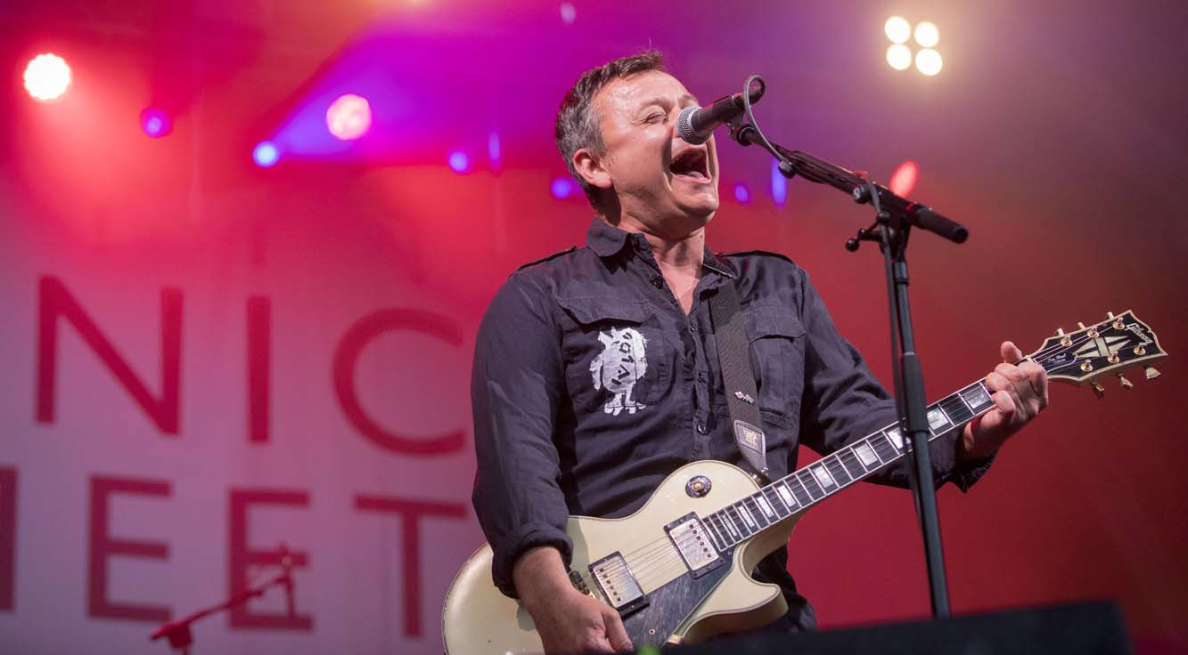 Nitelife – Manic Street Preachers - Bristol Sounds Review - photo by Paul Box