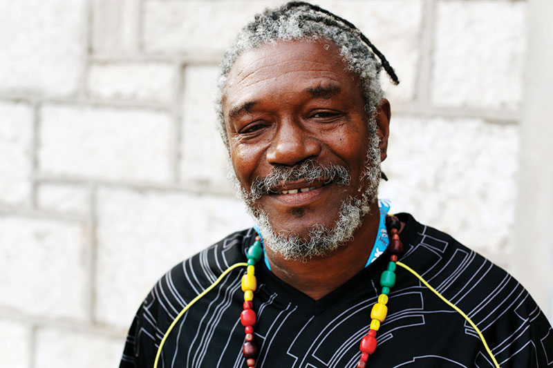 Horace Andy Massive Attack