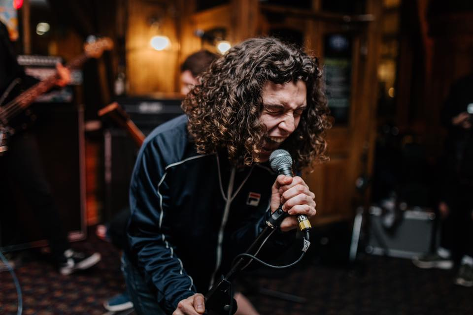 Bristol band Say Nothing join the free lineup