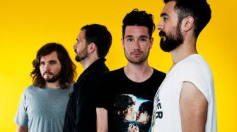 Bastille live at Colston hall in Bristol