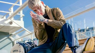 Bristol tailored streetwear urban fashion shoot