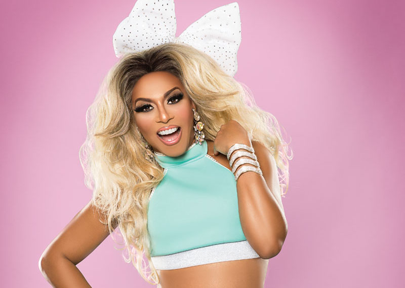 Interview with RuPaul's Drag Race star Shangela