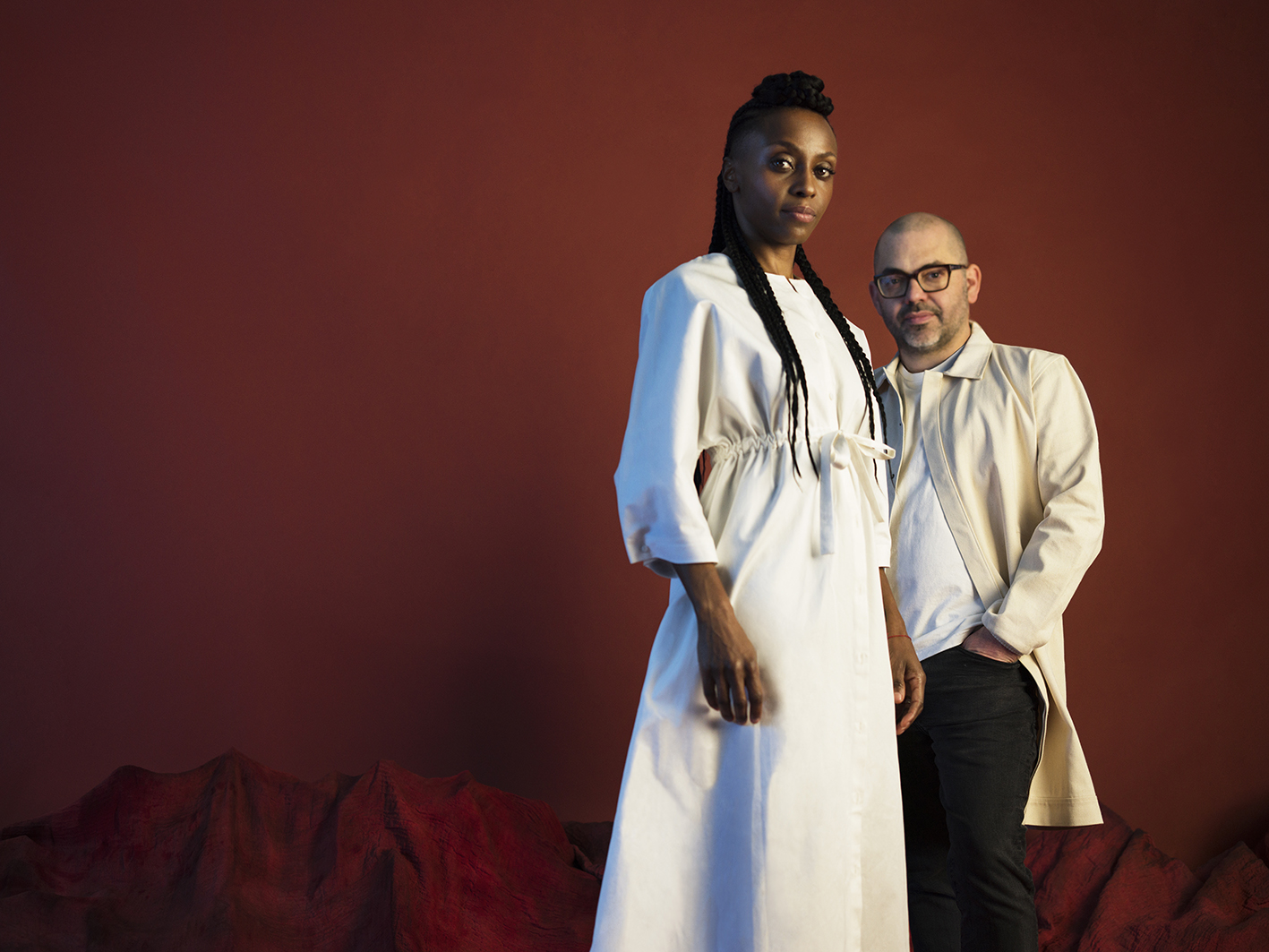 Morcheeba interview - Skye Edwards and Ross Godfrey on their new album Blaze Away
