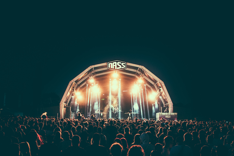Giggs and Rudimental announced for NASS 2019