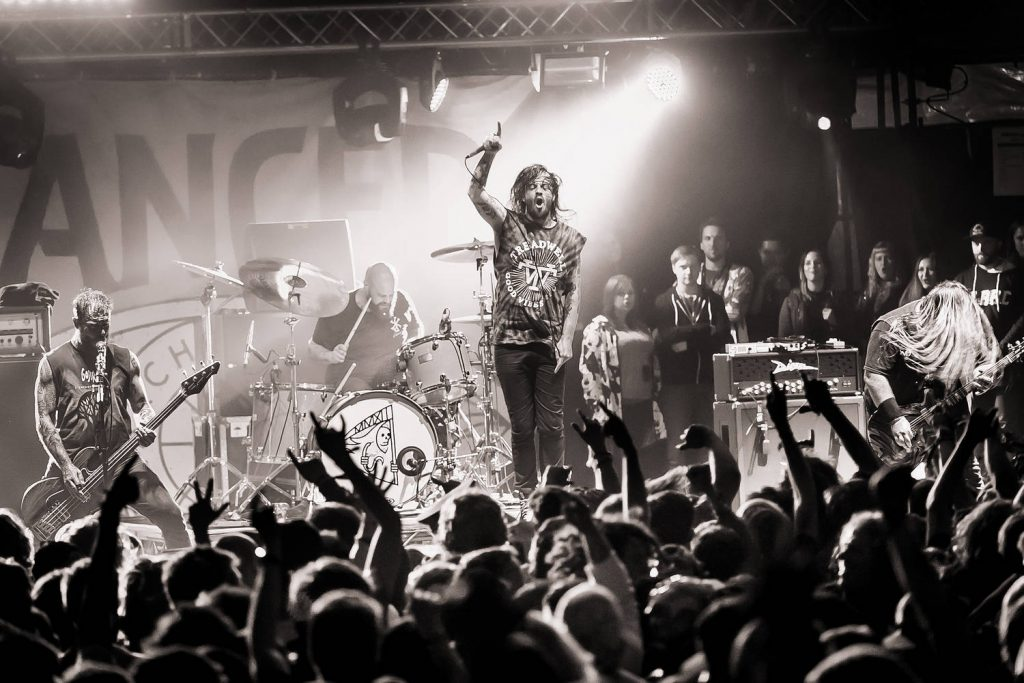 Cancer Bats to play The Fleece Bristol