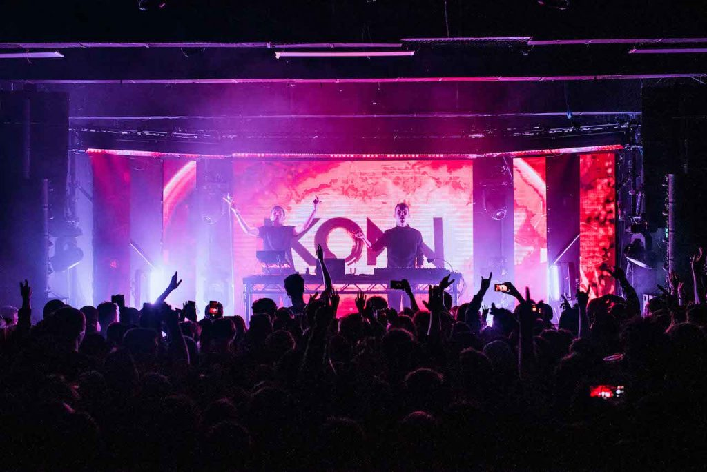 KOAN Sound live review Polychrome