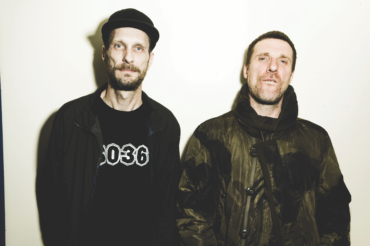 interview – Sleaford Mods on Eton Alive