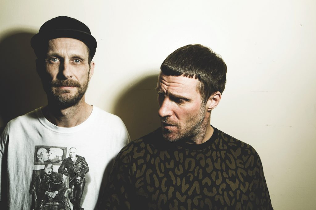 interview Sleaford Mods Eton Alive